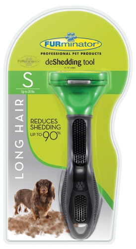 Furminator Deshed Tool Small Dog Long-Hair