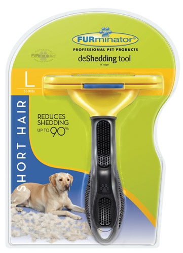Furminator Deshed Tool Large Dog Short-Hair
