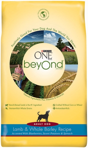 Purina One Beyond Dog Lamb/Barley 6/3.5lb