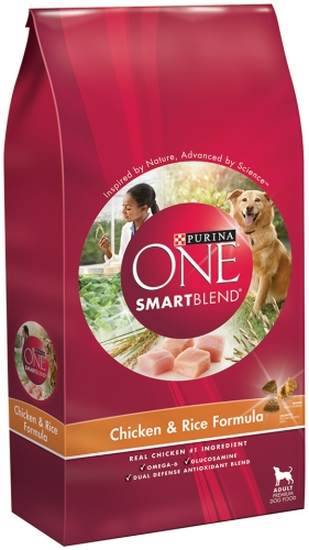 ONE SMARTBLEND ADULT DOG CHICKEN/RICE 31.1LB