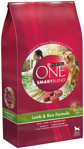 ONE SMARTBLEND ADULT DOG LAMB/RICE 31.1LB