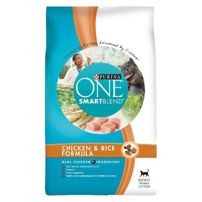 Purina One Adult Cat Chicken & Rice