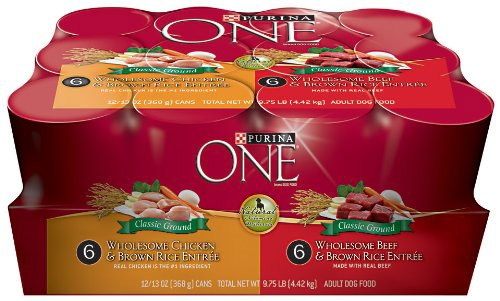 Purina One Beef & Chicken Variety Pack 12/13 oz.