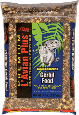 D&D Commodities L'Avian Plus™ Gerbil Food 6/5 lb.