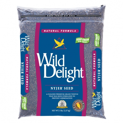 D&D Commodities Wild Delight® Nyjer® Seed 6/5 lb.