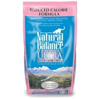 Natural Balance Reduced Calorie Dry Cat Food 6#