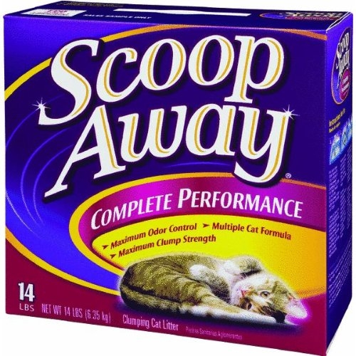 Scoop Away Super Clump Scented