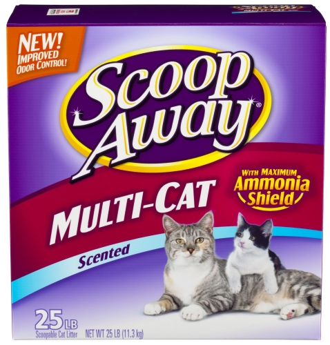 Everclean Scoop away Complete Permormance Multi Cat
