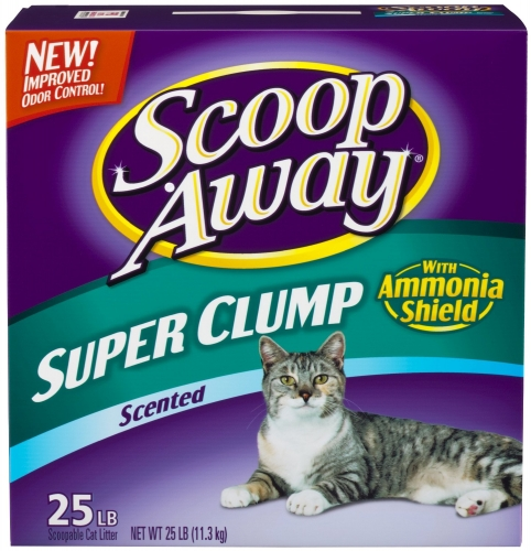 Everclean Scoop Away Fresh Scent 1/25#