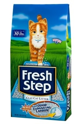Everclean Fresh Step Regular Clay 35 lb. Bag