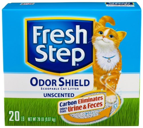 Everclean Fresh Step Free Litter 20 lb. Box