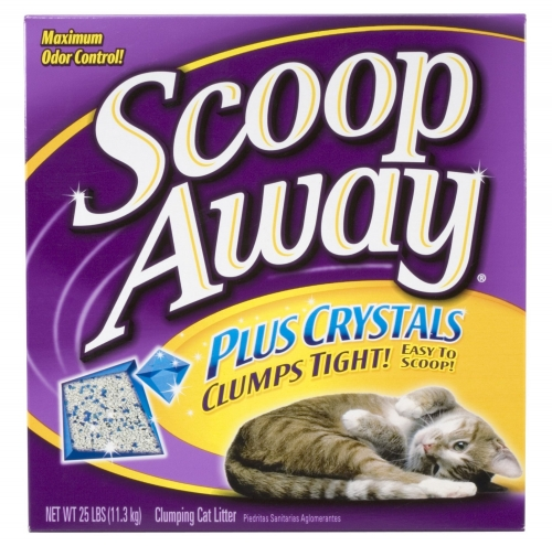 Everclean Scoop Away Plus Crystals