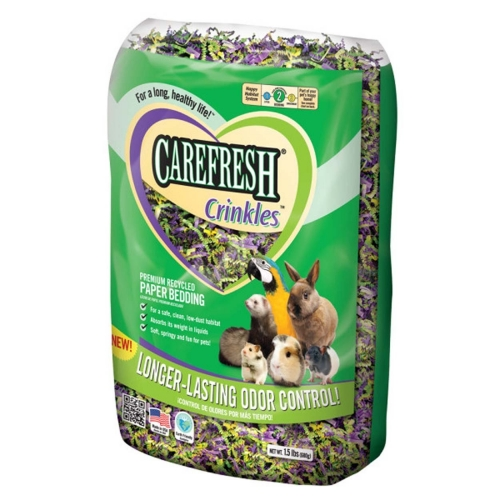 CareFRESH Crinkles Confetti 6/1.5#