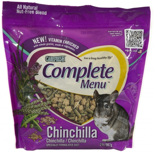 CareFRESH Complete Menu Chinchilla 6/2#