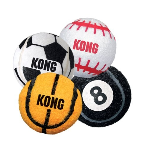 Kong Sport Balls Small Assorted