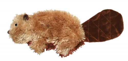 Kong Large Beaver Plush Toy