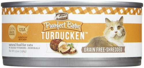 Purrfect Bistro Turducken 24/5.5Oz