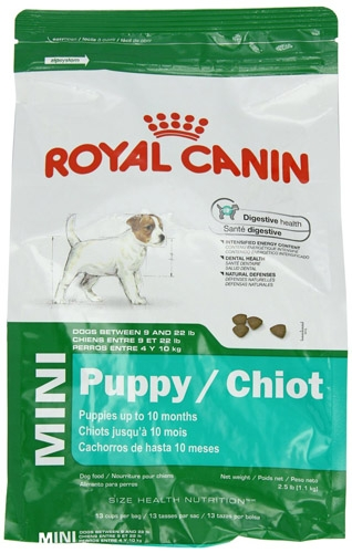 Royal Canin Mini Puppy 2.5 lb