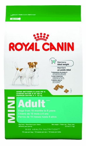 Royal Canin Mini Adult 2.5 lb