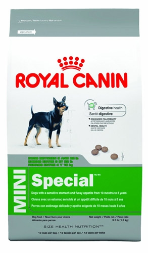 Royal Canin Mini Special 3.5 lb