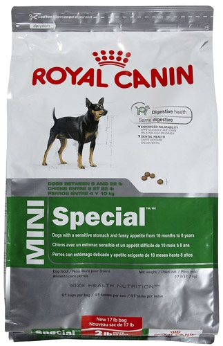 Royal Canin Mini Special Dog 17 lb