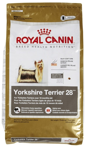 Royal Canin Yorkshire Terrier 10 lb