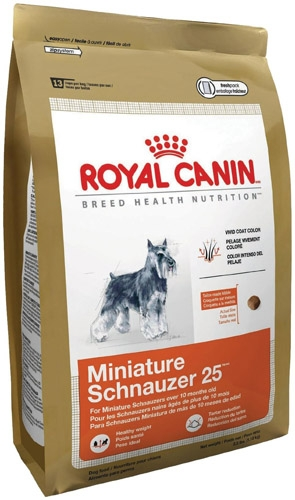 Royal Canin Mini Schnauzer 2.5 lb