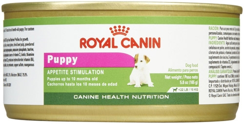 Royal Canin Puppy Can 24/5.8 oz