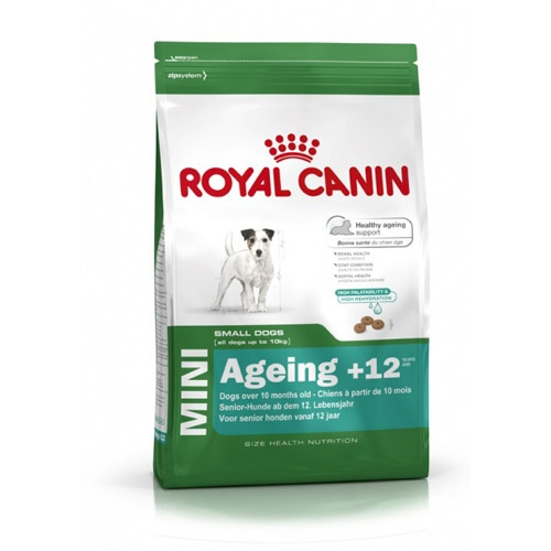 Royal Canin Mini Aging +12 Dog 12 lb