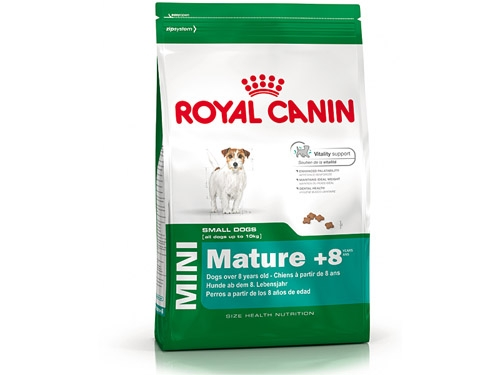 Royal Canin Mini Mature +8 Dog 13lb