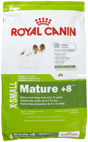 Royal Canin Extra Small Mature +8 Dog 13#
