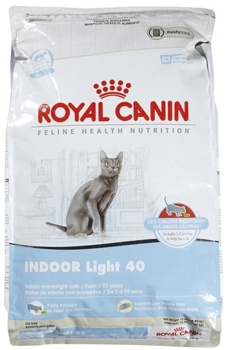 Royal Canin Indoor Light Cat 15 lb