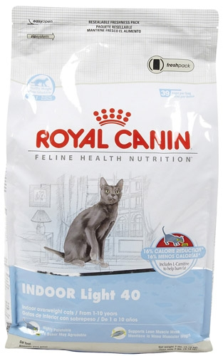Royal Canin Indoor Light Cat 7 lb