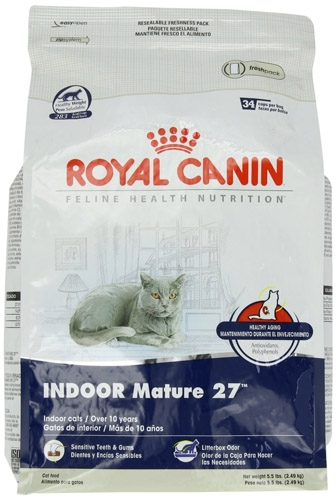 Royal Canin Indoor Mature Cat 4/5.5#