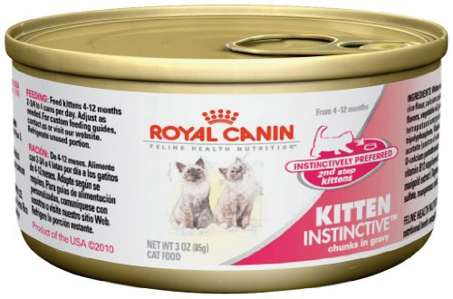 Royal Canin Instinctive Countive Kitten 24/3Oz