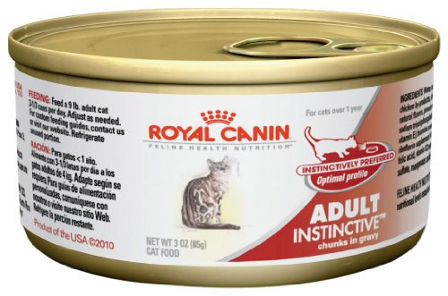 Royal Canin Instinctive Countive Adult Cat 24/3Oz