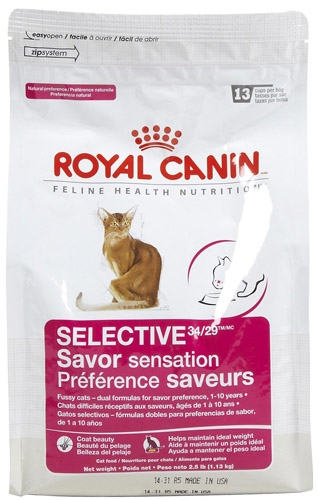 Royal Canin Selective Savor Sensation Cat 4/2.5#