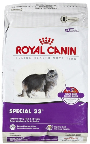 Royal Canin Special Cat 15 lb
