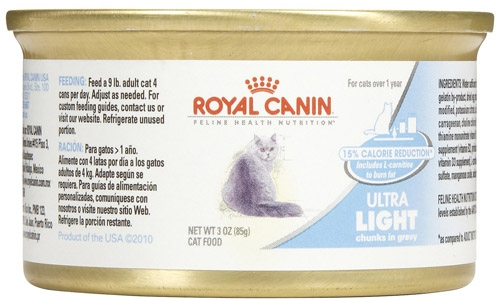 Royal Canin Ultralight Cat 24/3Oz