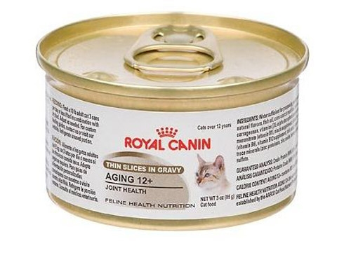Royal Canin Aging 12+ Cat 24/3Oz