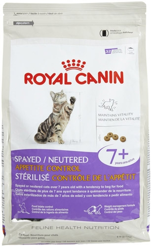 Royal Canin Spayed/Neutered 7+ Cat 4/6#