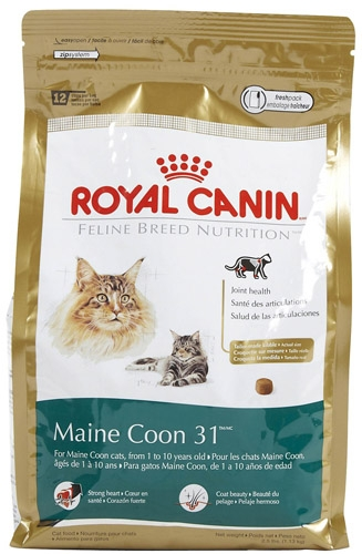 Royal Canin Maine Coon 4/2.5#