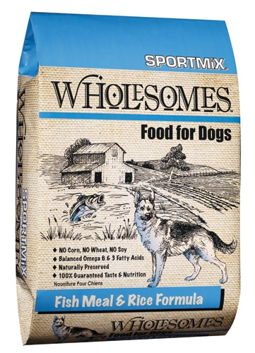 Midwestern Pet Wholesome Fish Meal/Rice 40#