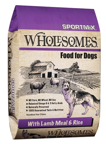 Midwestern Pet Wholesome Lamb Meal and Rice