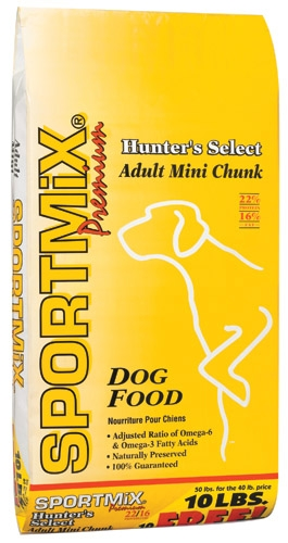 Midwestern Pet Sportmx Dog Hunter Select 50#