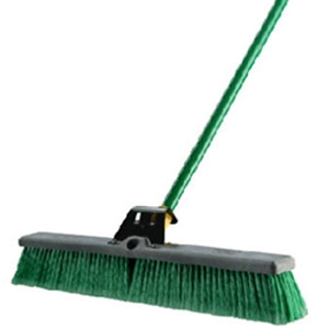 "Quickie 24"" Indoor/Outdoor Push Broom"