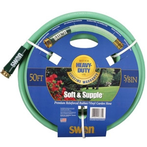 Swan Soft and Supple Garden Hose