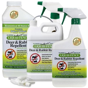 Liquid Fence® Original Deer & Rabbit Repellent