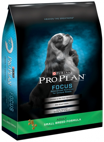 Pro Plan Adult Dog Small Breed 5/6 lb.