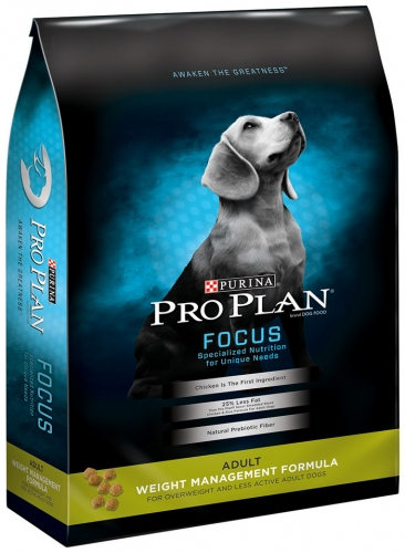 Pro Plan Dog Weight Management 5/6 lb.